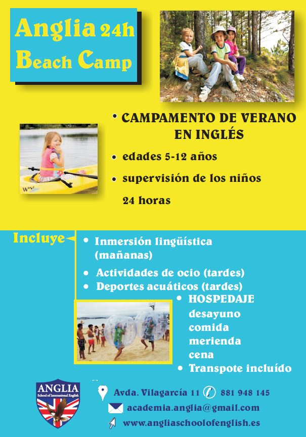 campamento-de-verano-en-ingles-Anglia-School-of-English